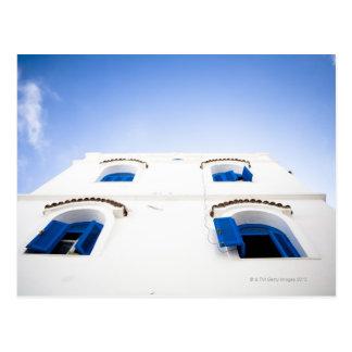 Architecture, Kairouan, Tunisia, Africa Postcard