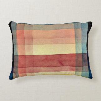 Architecture of the Plain Decorative Cushion