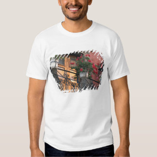 Architecture on the streets of San Miguel de T-shirts