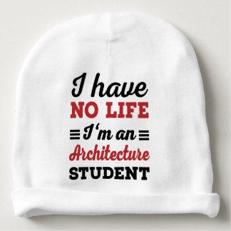 architecture student baby beanie