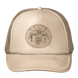 Archive Presidential Seal Sketch Cap