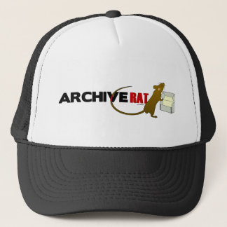 Archive Rat (Version 2) Trucker Hat