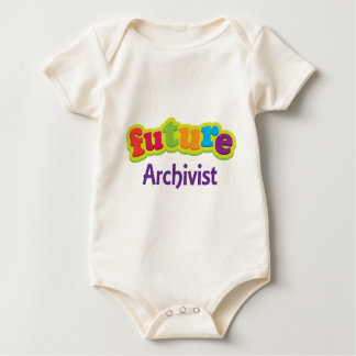 Archivist (Future) For Child Baby Bodysuit