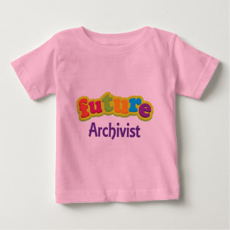 Archivist (Future) For Child Baby T-Shirt