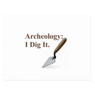 Archology Dig.png Postcard