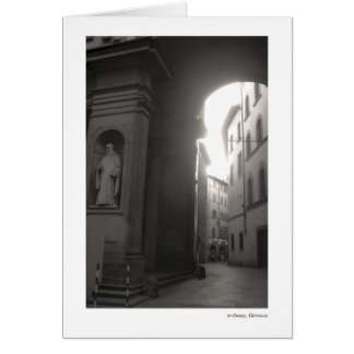 Archway, Florence Card