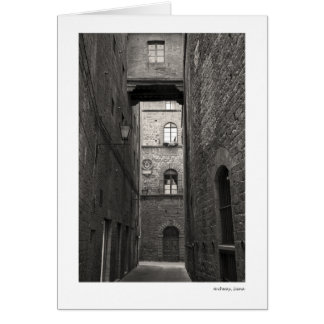 Archway, Siena Card