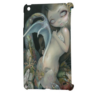 """Arcimboldo Mermaid"" iPad Mini Case"