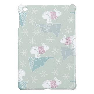 Arctic Animals in Space iPad Mini Covers