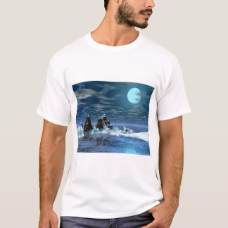 Arctic at Midnight T-Shirt