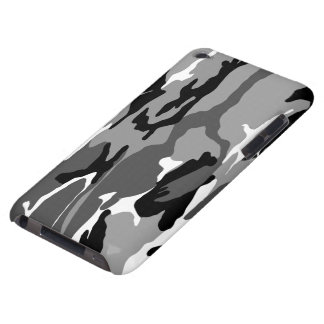 Arctic Camo iPod Touch Cases