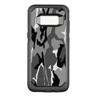 Arctic Camo OtterBox Commuter Samsung Galaxy S8 Case