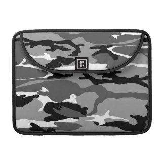 Arctic Camo Sleeve For MacBook Pro