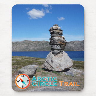 Arctic Circle Trail Mousepad