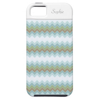 Arctic Colors Chevron Zigzag iPhone 5 Vibe Tough iPhone 5 Case