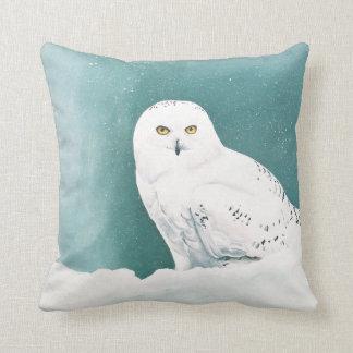 Arctic Eyes Cushion