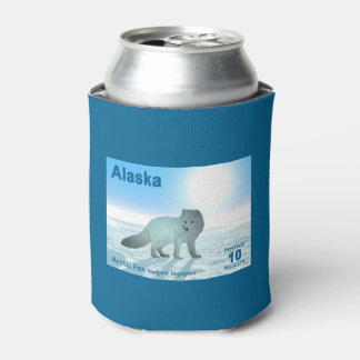 Arctic Fox - Alaska Postage