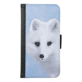 Arctic Fox Samsung Galaxy S6 Wallet Case