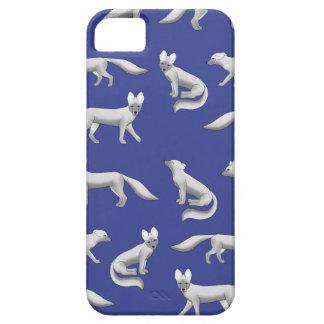 Arctic fox selection iPhone 5 case