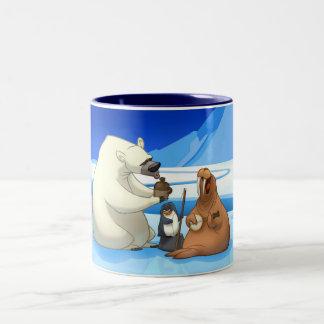 Arctic Jug Band Mug