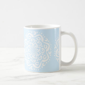 Arctic Mandala Coffee Mug