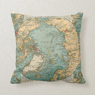 Arctic Ocean - Throw Pillow Cushions