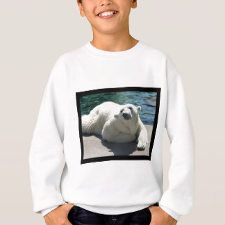 Arctic Polar Bear Kid's Sweatshirt