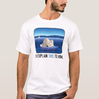Arctic Polar Bear T-Shirt
