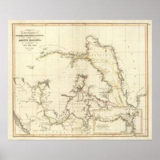 Arctic Regions Poster