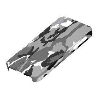 Arctic Snow Camo iPhone 5 Covers
