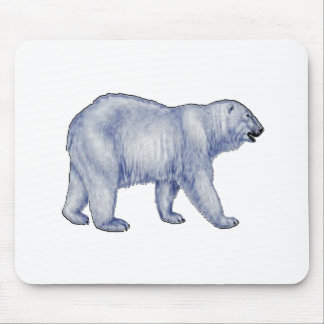 Arctic Survivor Mouse Pad