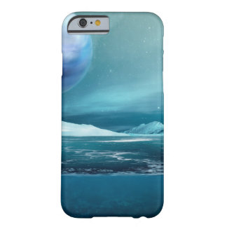 Arctic Winter Night Moon Sea Ice iPhone 6/6s Case