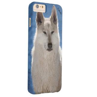 Arctic Wolf iPhone 6 Plus Case