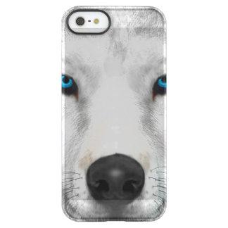 Arctic Wolf Permafrost® iPhone SE/5/5s Case