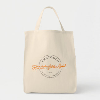 ArcTouch tote w/ Hand craft logo