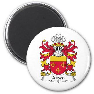 Arden Family Crest Magnet