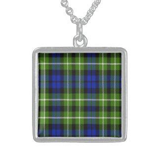 Ardes Scottish Tartan Necklace