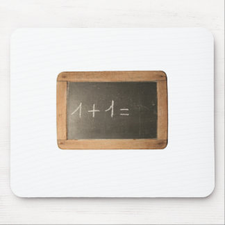 Ardoise #04 - Mathematical Lessons Mouse Pad