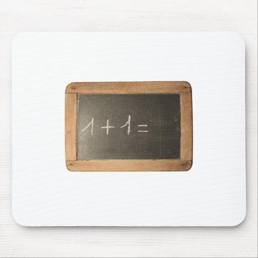 Ardoise #04 - Mathematical Lessons Mousepads
