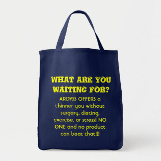 ARDYSS OFFERS GROCERY TOTE BAG