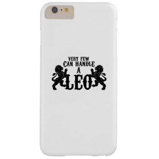 Are Born In August Leo Zodiac Gif Cool Birthday Barely There iPhone 6 Plus Case