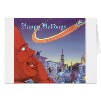 Are we having Christmas yet? Greeting Card