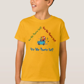 """Are We There Yet"" Kids' Unisex T-Shirt"