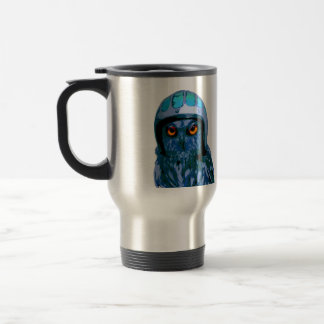 Are you a Birder or a Night Owl? - Double Sided Travel Mug