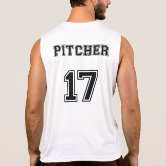 ARE YOU A CATCHER OR A PITCHER SINGLET