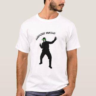 Are you an Airport Ninja? T-Shirt