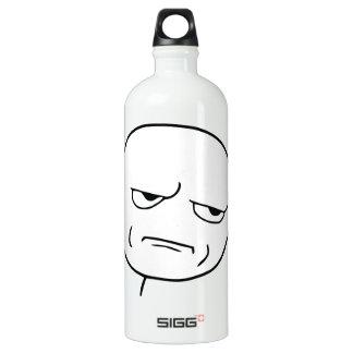 Are you fucking kidding me - meme SIGG traveller 1.0L water bottle
