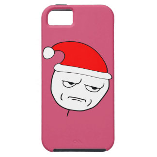 are you kidding me xmas meme iPhone 5/5S case