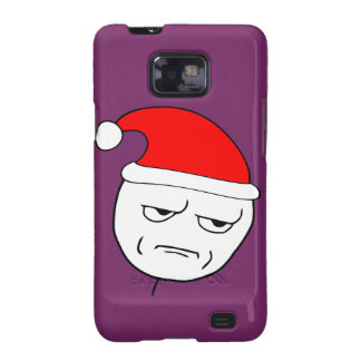 are you kidding me xmas meme galaxy s2 cases