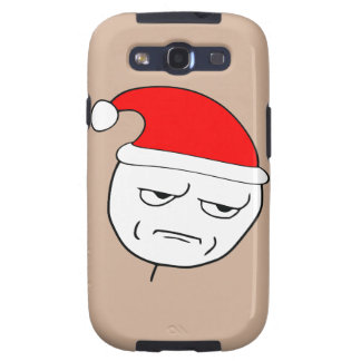 are you kidding me xmas meme samsung galaxy s3 covers